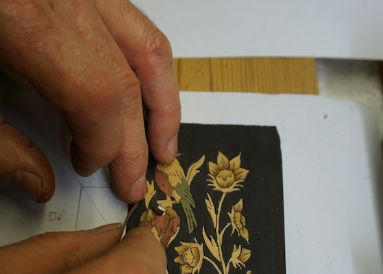 Marquetry Cutting
