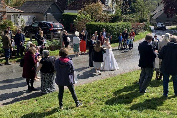 Rusholm Salt wedding 2021